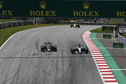 Ромен Грожан, Haas F1 Team VF-17, Льюіс Хемілтон, Mercedes AMG F1 F1 W08