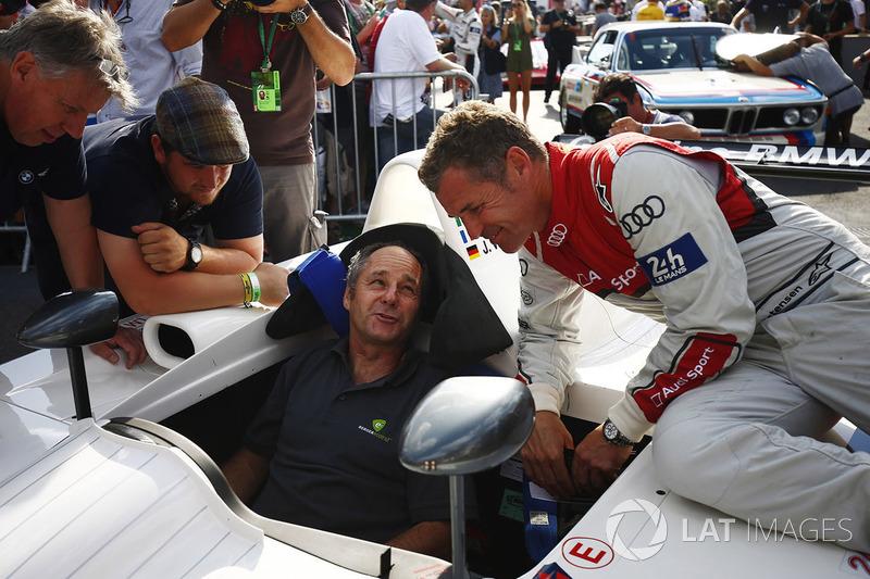 Герхард Бергер, Том Крістенсен, 1999 BMW V12 LMR