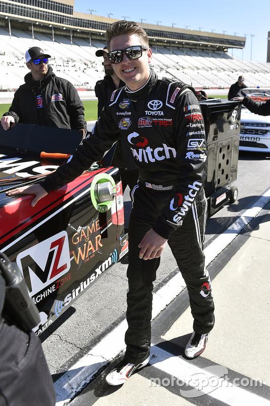 Noah Gragson, Kyle Busch Motorsports, Toyota