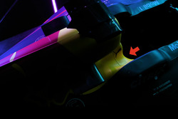 Red Bull Racing RB13: Detail