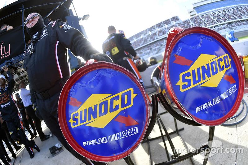 Sunoco-Sprtikannen für Matt Tifft, Joe Gibbs Racin,g Toyota