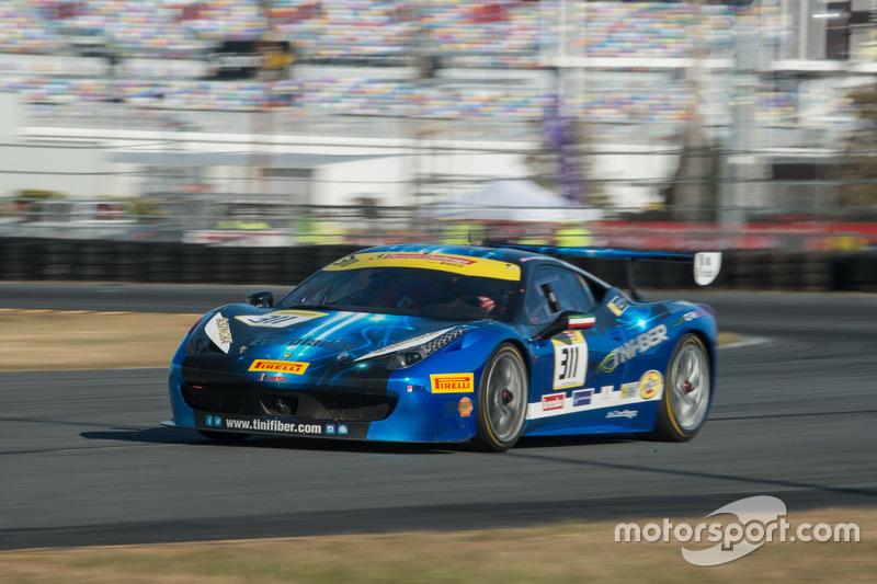 Joseph Vitagliano, Ferrari de Long Island