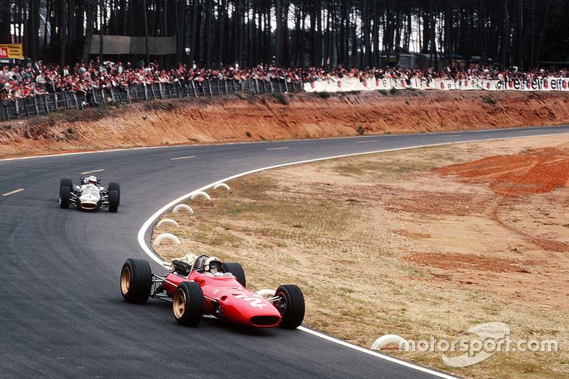 1967-1968 : Ferrari 312/67