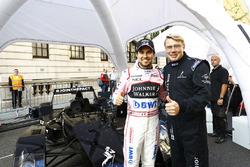 Sergio Pérez, Force India, Mika Hakkinen