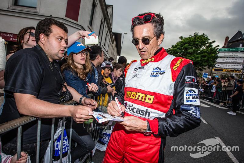 #34 Race Performance Oreca 03R Judd: Nicolas Leutwiler