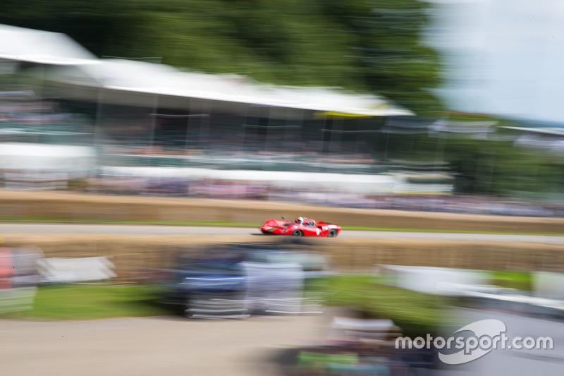 March-Chevrolet M1B - John Surtees