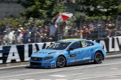 Роберт Далгрен, Polestar Cyan Racing, Volvo S60 Polestar TC1