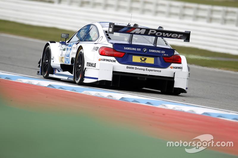 6. Maxime Martin, BMW Team RBM, BMW M4 DTM