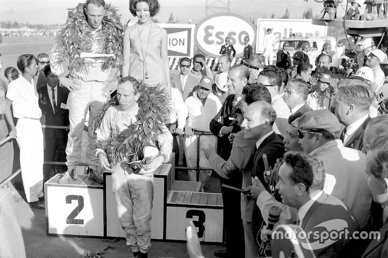 Le Champion du monde 1964 John Surtees, Ferrari