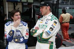 Ed Carpenter, Ed Carpenter Racing Chevrolet, J.R. Hildebrand, Ed Carpenter Racing Chevrolet