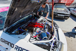 Под капотом Nissan Silvia S15 Екатерины Седых