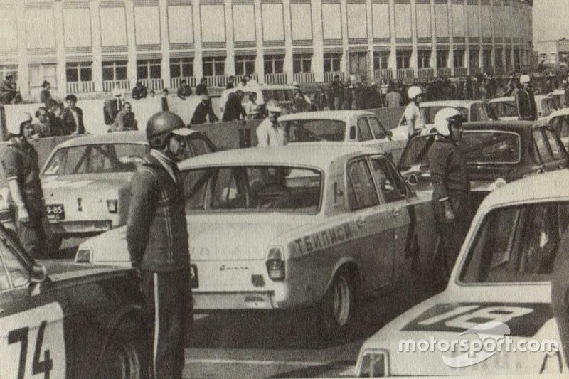 СК Чайка, 80-ті роки