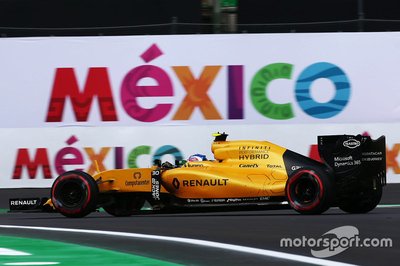 14. Jolyon Palmer, Renault Sport F1 Team RS16