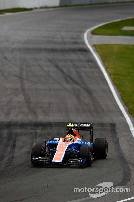 Ріо Харьянто, Manor Racing MRT05