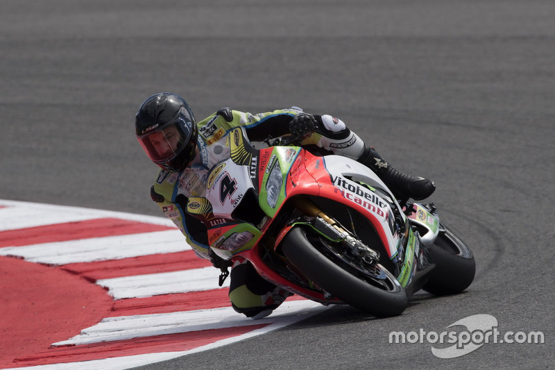 Gianluca Vizziello, Grillini SBK Team