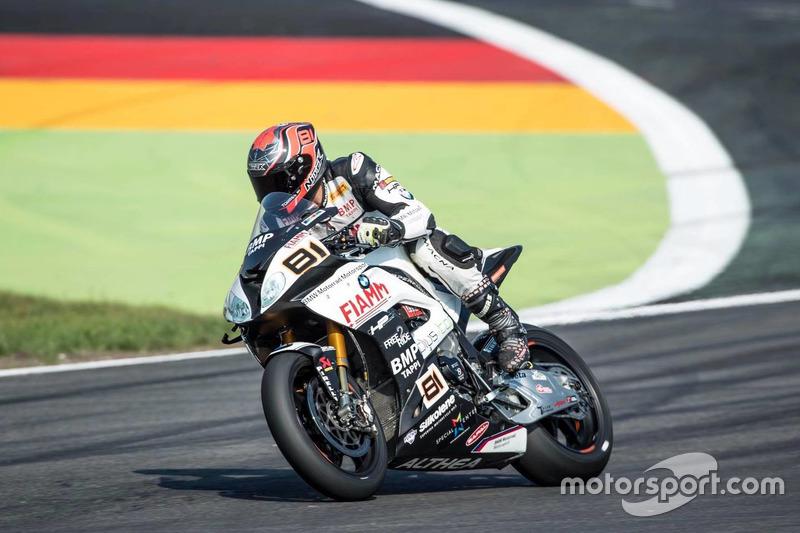 Jordi Torres, Althea Racing BMW Team