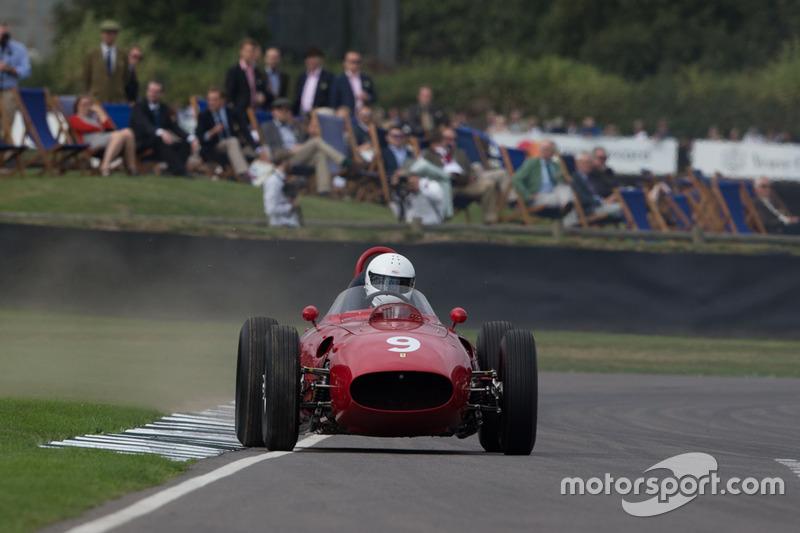 Ferrari 246 Dino - 1960 - Tony Smith