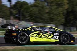 Omar Galbiati e Kikko Galbiati, Lamborghini Huracan Super Trofeo