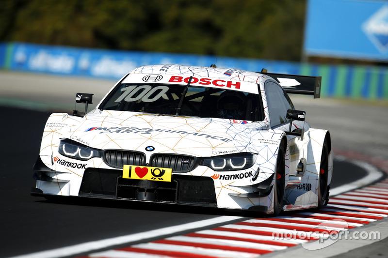 9. Martin Tomczyk, BMW Team Schnitzer, BMW M4 DTM