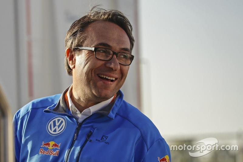 سفين سميتس، رئيس فولكسفاغن موتورسبورت