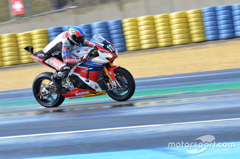#111 Honda Endurance Racing: Julien da Costa, Sébastien Gimbert, Freddy Foray, Kyle Smith