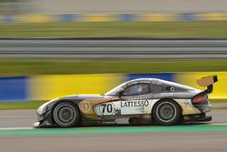 #70 ANTeam Dodge Viper GT3R: Bruno Stucky, Edwin Stucky, Frederic Yerly