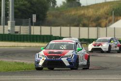 Samuele Piccin, BF Racing,Seat Leon Racer-TCR