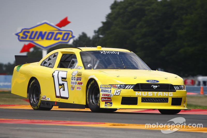 Scott Heckert, Ford