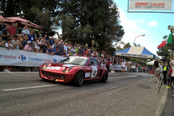 Antonio Miniaci, Smart Mercedes Roadster