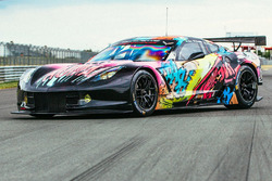 #50 Larbre Competition, Chevrolet Corvette C7.R, Lackierung