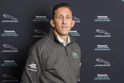 Руководитель Jaguar Racing Джеймс Баркли