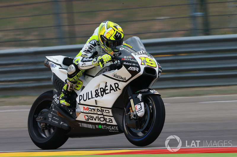 9. Alvaro Bautista, Aspar Racing Team