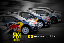 Anuncio Motorsport.tv  World Rallycross