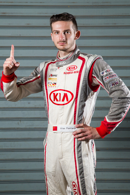 Alex Fontana, Kia Racing Team China