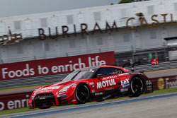 #23 Nismo Nissan GT-R Nismo GT3: Tsugio Matsuda, Ronnie Quintarelli