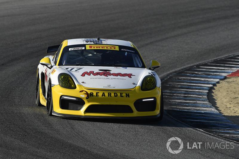 117 Porsche Cayman Gt4 Mr Hutton Mckenna Vesko Kozrov