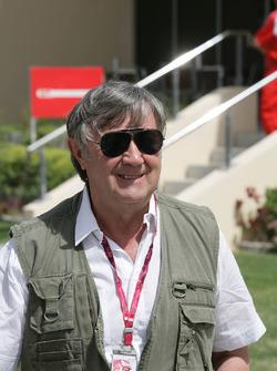 Walter Wolf, ex proprietario di un team di F1