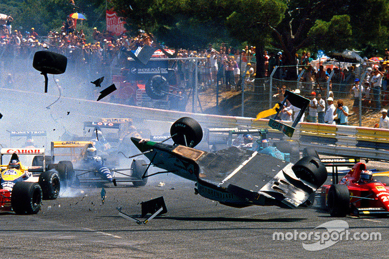 5. March CG891, Formula 1