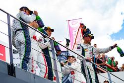 1. Audi R8 LMS: Markus Winkelhock, Christopher Haase, Jules Gounon; 2. #8 Bentley Team M-Sport Bentl