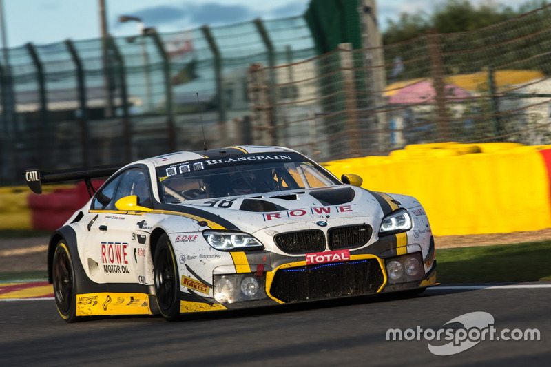 #98 Rowe Racing BMW M6 GT3: Бруно Спенглер, Нікі Кацбург, Том Бломквіст