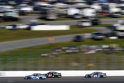Jimmie Johnson, Hendrick Motorsports Chevrolet, Chase Elliott, Hendrick Motorsports Chevrolet
