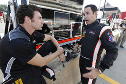 Simon Pagenaud, Helio Castroneves, Team Penske
