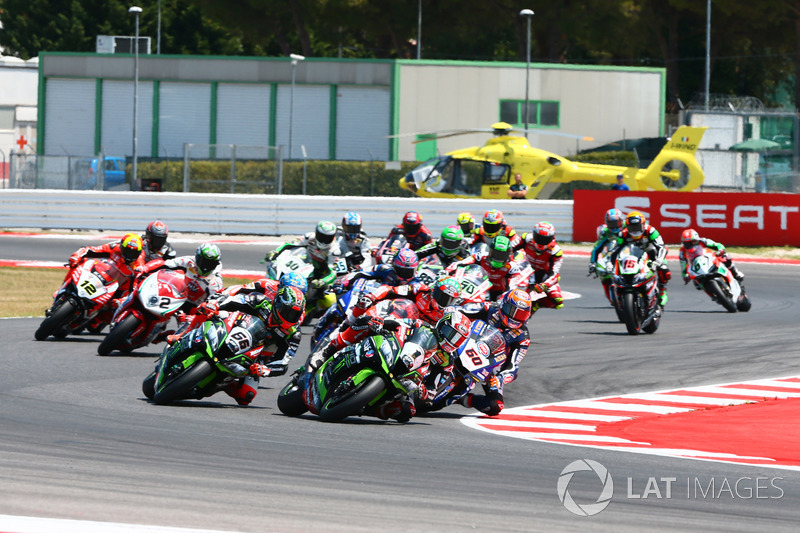 World Superbike Rimini 2017