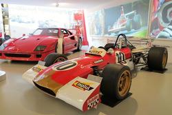 Formule 2, Clay Regazzoni, Tecno-Ford, Tecno Racing