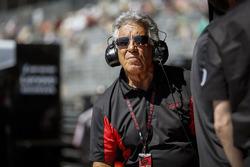 Mario Andretti, dueño del Andretti Autosport team