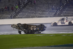 Unfall: Timothy Peters, Chevrolet Silverado