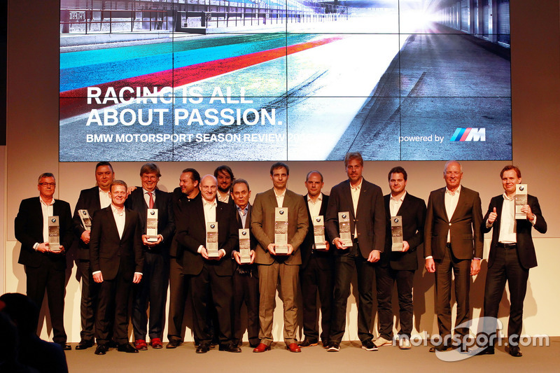 BMW Sports Trophy Team Competition, Top-10.
