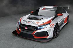 La nuova Honda Civic Type-R TCR