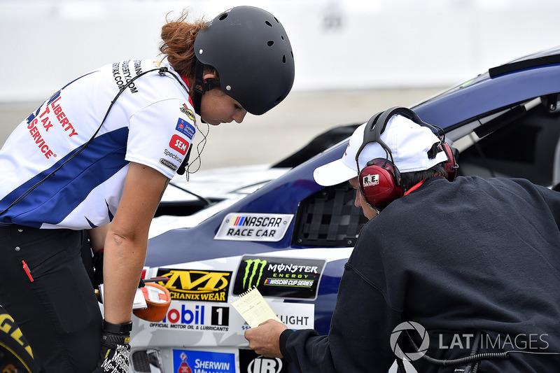 Crewmitglieder: JTG Daugherty Racing