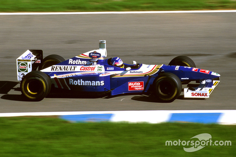 1997 - Jacques Villeneuve, Williams-Renault